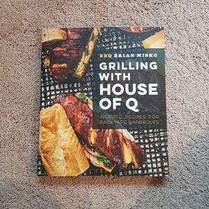 BBQ Brian Misko Cookbook.